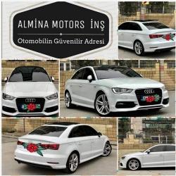 Audi A 3 Ağır Hasar Kayıtlı