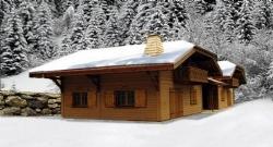 Bolu - Yedigöller Milli Parkına Yakın Günlük Kiralık Şömineli Dağ Evi
