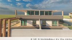 Izmir Seferihisar Doğanbeyde Müstakil Satılık Havuzlu 3+1 Villa