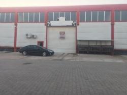 Diyarbakır Mega Sanayide Satılık Üretim Tesisi