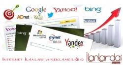 İnternet Reklamcılığı ve İlanları