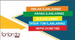 Diyarbakır İlanlarda.com Tüm Sektör İlanları