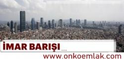 İMAR BARIŞI YÖNETMENLİĞİ TBMM'de KABUL EDİLDİ