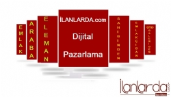 DİJİTAL PAZARLAMA İLANLARDA.com