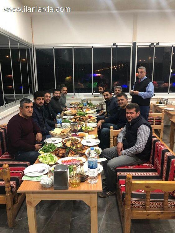Dicle  fırat Balık Evi Diyarbakır