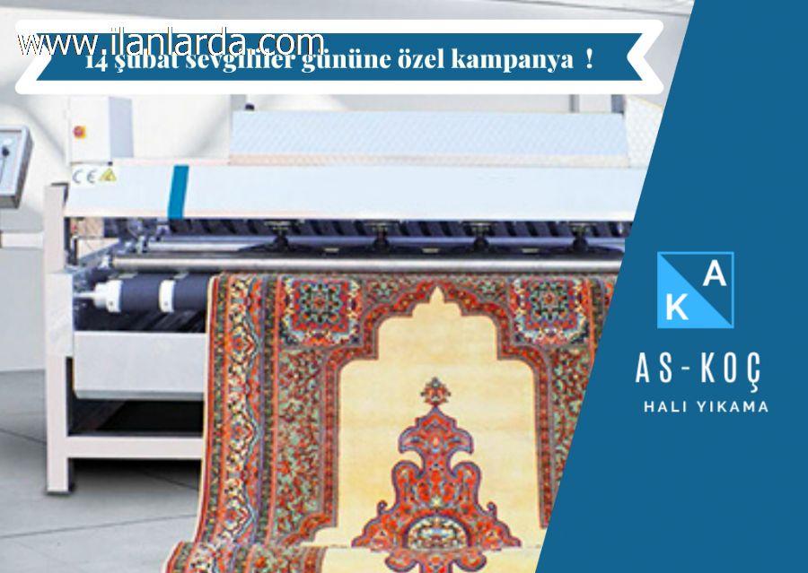 Diyarbakır  Halı Yıkama Fabrikası-AS-KOÇ