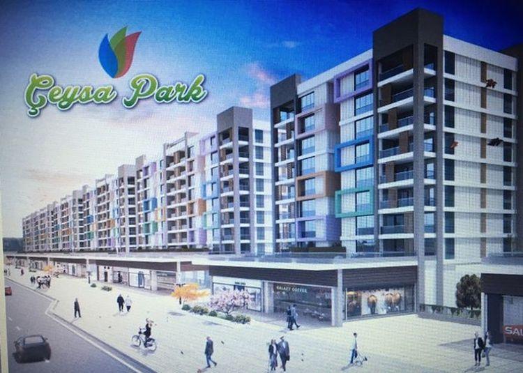 Diyarbakır Çeysa Parkta Satılık 4+1 ULTRA Lüx Daireler